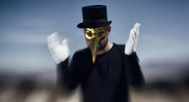 Claptone 'In The Night' video