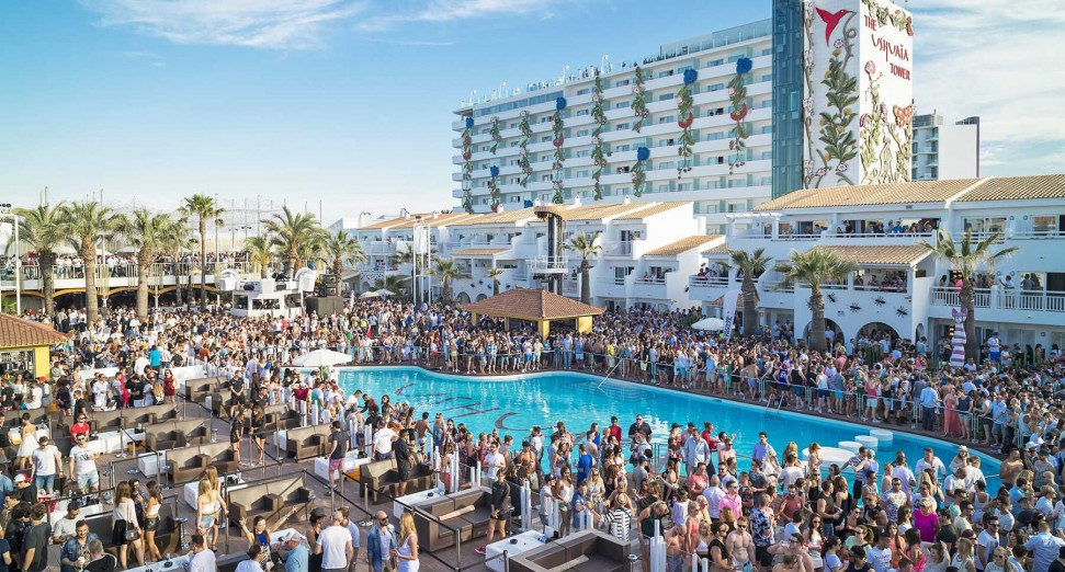Ushuaïa Ibiza has announced its latest Friday night party concept, Dystopia