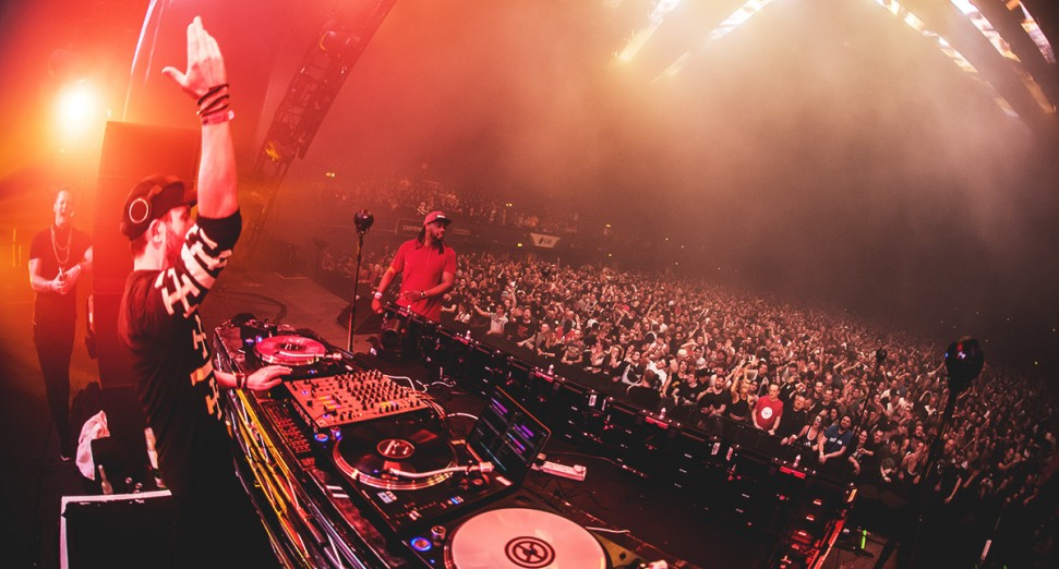 A drum & bass exhibition is heading to the National Science and Media Museum