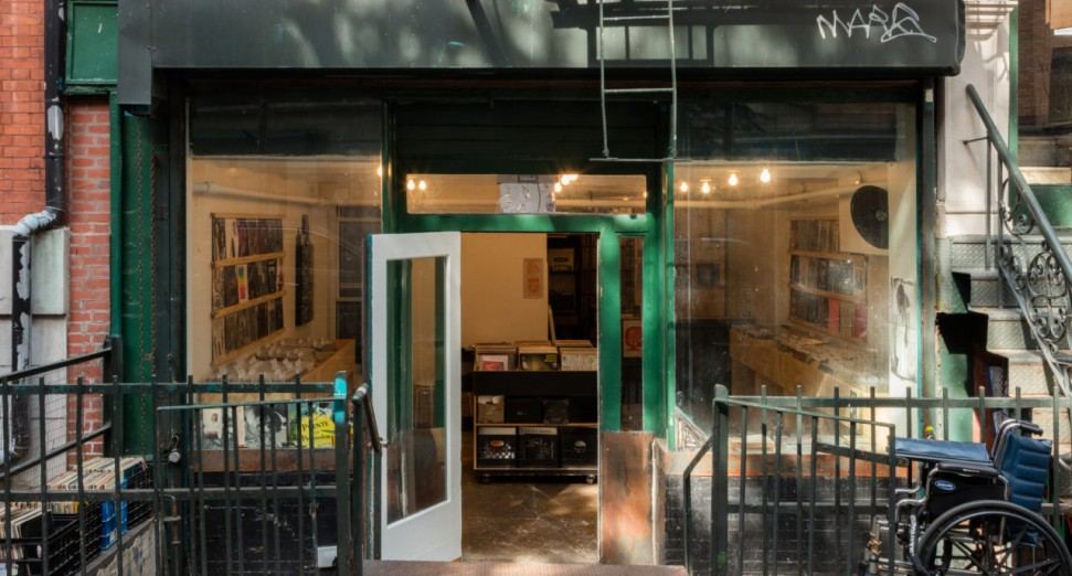 New record store, Ergot Records, opens in New York