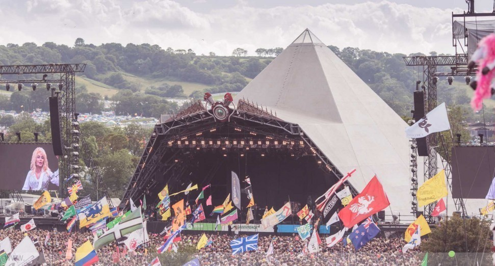 Glastonbury's two-day September festival could welcome 50,000 people to Pyramid Stage