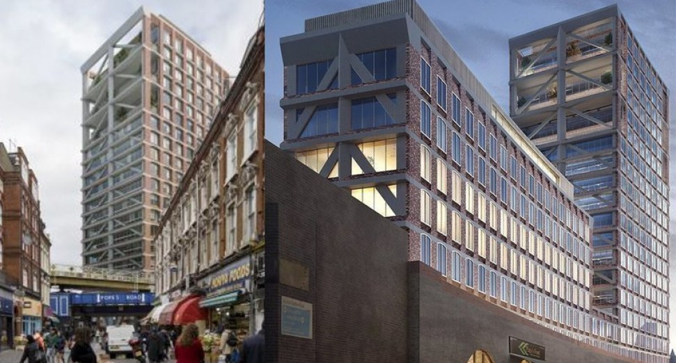 Billionaire landlord DJ Taylor McWilliams wins controversial application for 20-storey office tower in Brixton