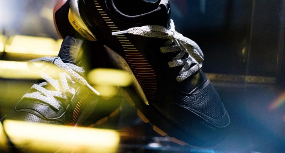 Puma and Roland team up for new sneaker RS-0