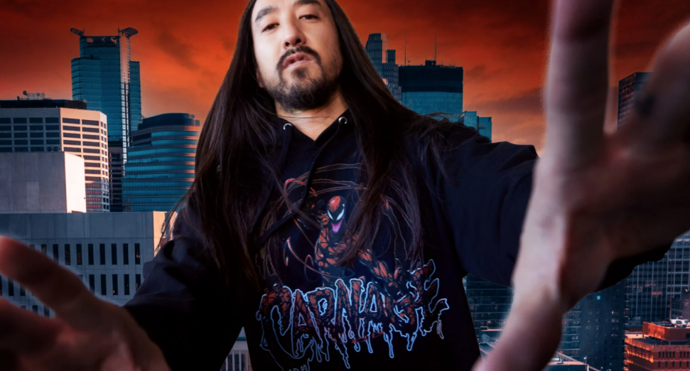 Steve Aoki teams up with Marvel on new fashion collection