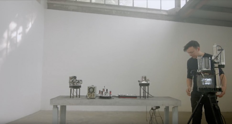The first techno record played entirely by robots has been made