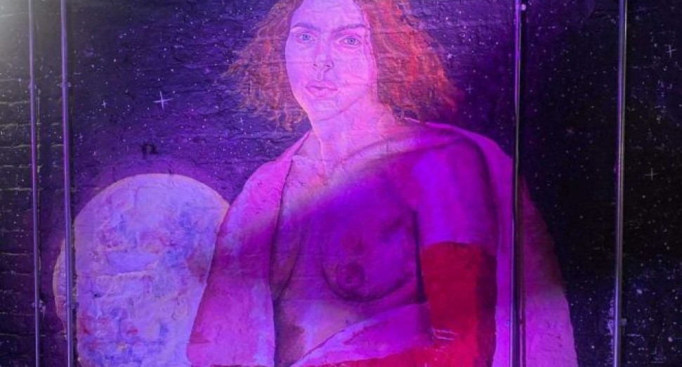 SOPHIE mural unveiled at Liverpool's 24 Kitchen Street venue