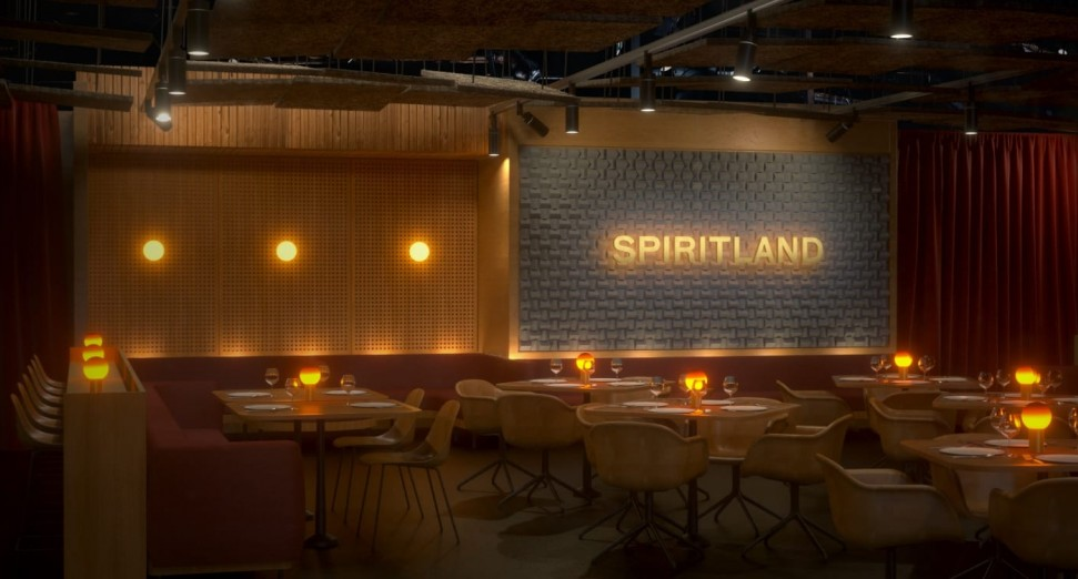 London audiophile bar Spiritland is opening a new venue in the Southbank Centre