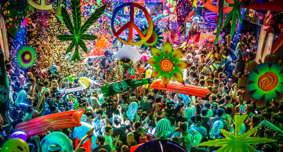 Elrow Secret Party in London