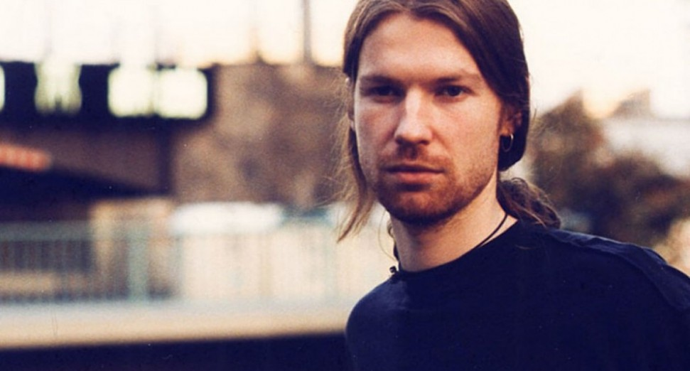 A live recording of a early '90s DJ set from Aphex Twin has surfaced