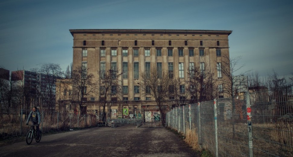 Berghain to reopen its garden this weekend