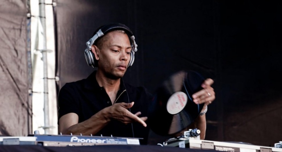 jeff mills inaugural release on Str Mrkd features another producer's track