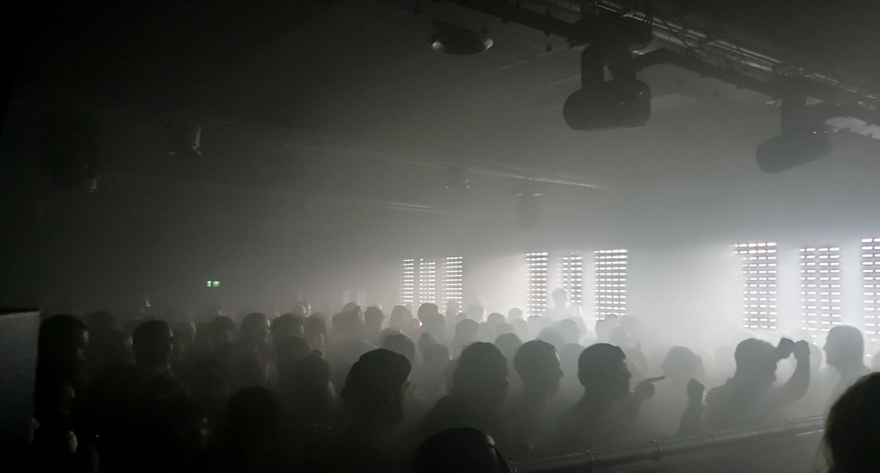 FOLD London announces reopening weekend with Rupture and UNFOLD